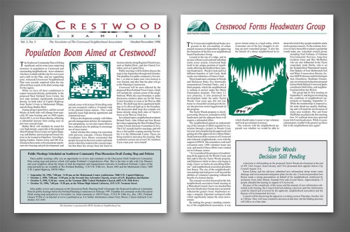 crestwood neighborhood association newsletter