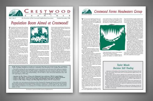 crestwood neighborhood association newsletter