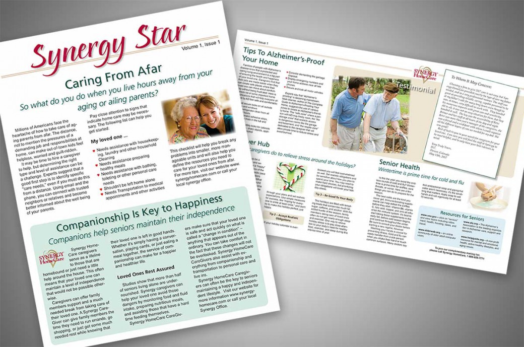 synergy star newsletter