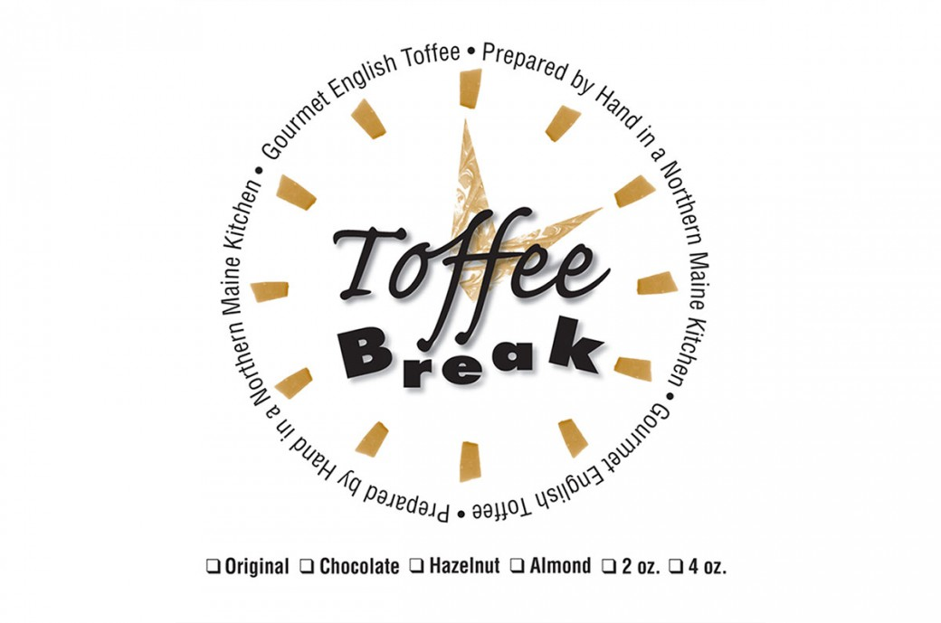 toffee break logo