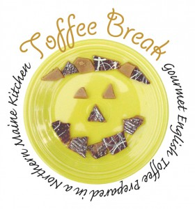 toffee break logo/label alternate