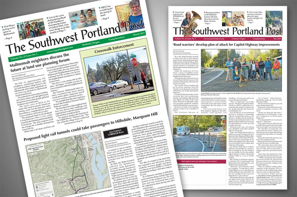 southwest portland post covers