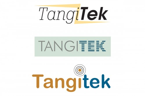 tangitek alternative logo designs