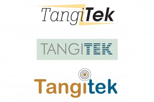 tangitek alternative logo designs