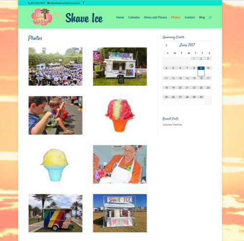 Island Daydream Website Photo Gallery
