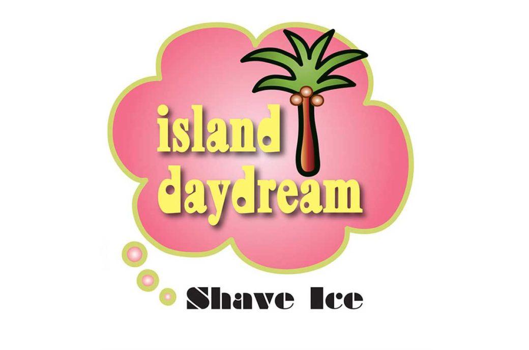 Island Daydream Shave Ice logo